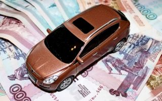 Как сделать перерасчет транспортного налога в 2020 году