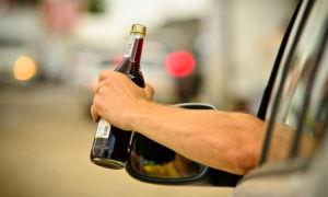 Второе лишение водительских прав за алкоголь