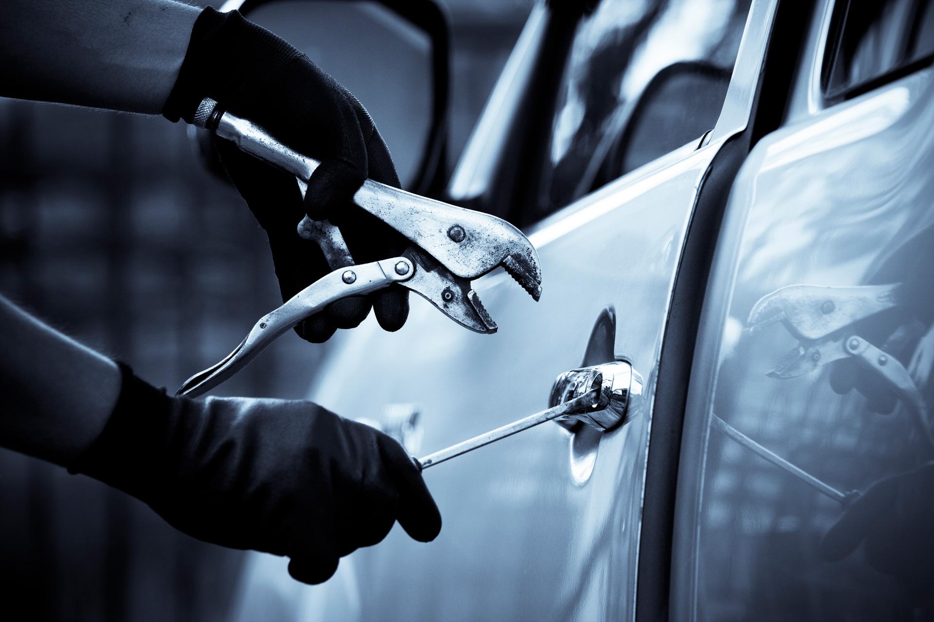 Хищение и кража авто